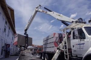 Delivering Drywall 3
